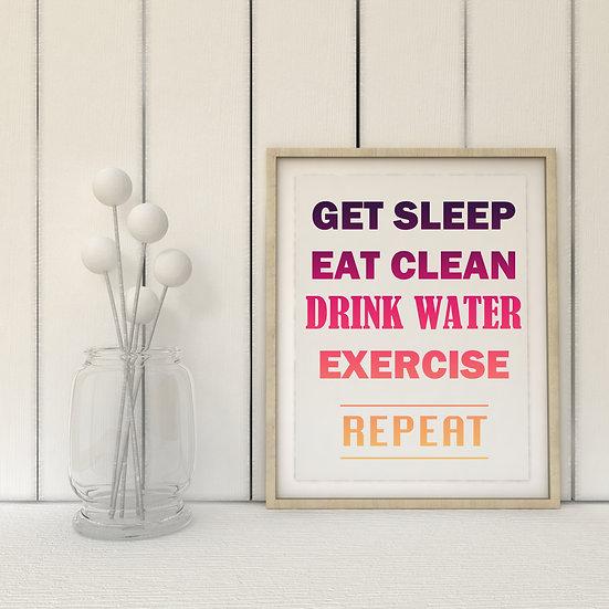21-Day Lifestyle ReCalibration