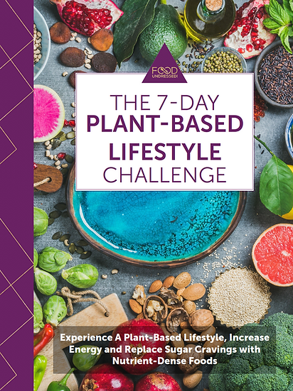 7-day Chef Curated Plant-Based Meal Plan