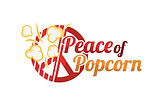 Peace of Popcorn Logo