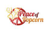 Peace of Popcorn Logo