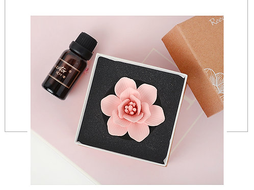 #7 Flower Car Diffuser/Car Perfume/Air Freshener