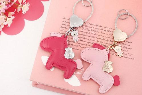 Pony Key Chain