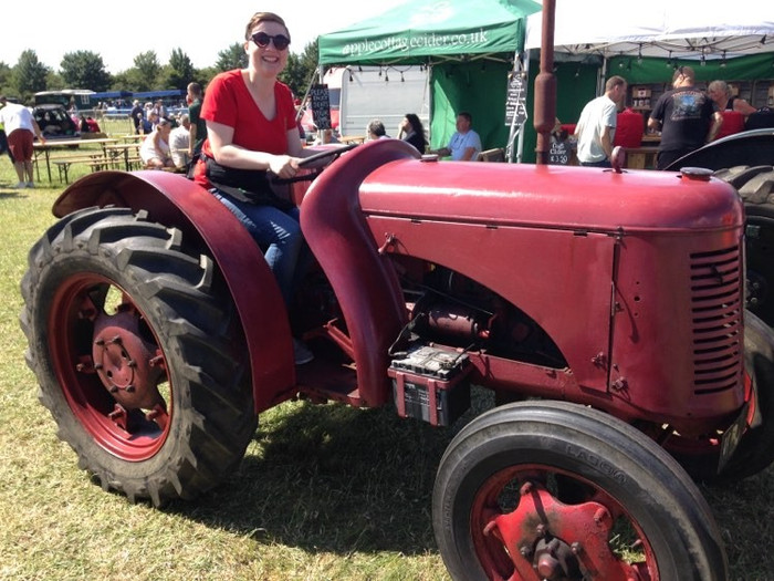 Customer Tractor