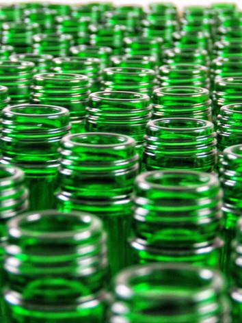 Glass bottes