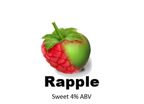 Rapple (Sweet) 4% ABV