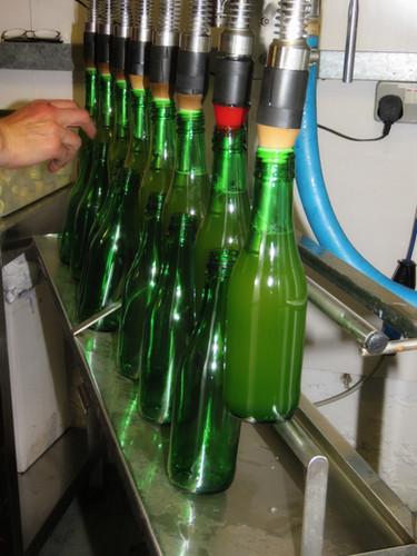 Bottle filling