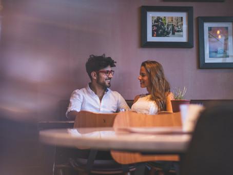Een 'typische' eerste date