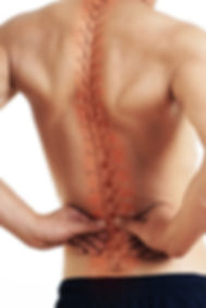 Low back and spine painget assessed at The Tides Osteopathic Clinic Swansea