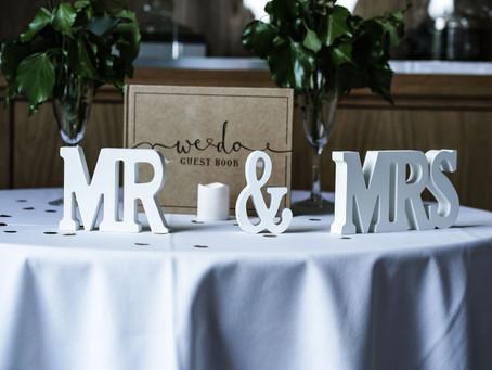 Alleen naar een bruiloft