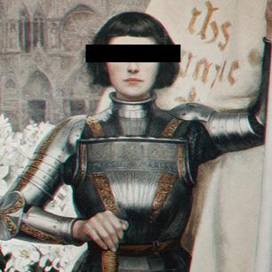 joan of arc redacted