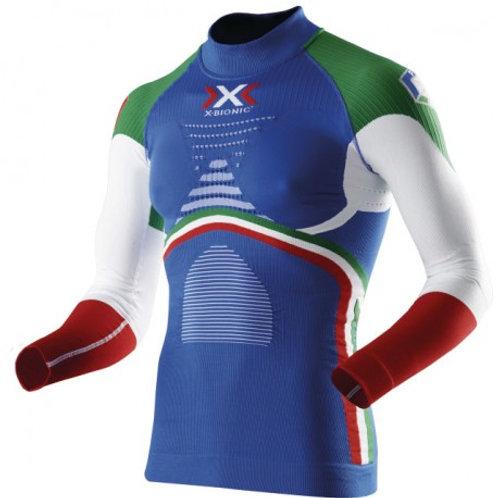 X-Bionic Shirt Accumulator Evo Italy