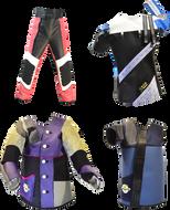 Schiessbekleidung