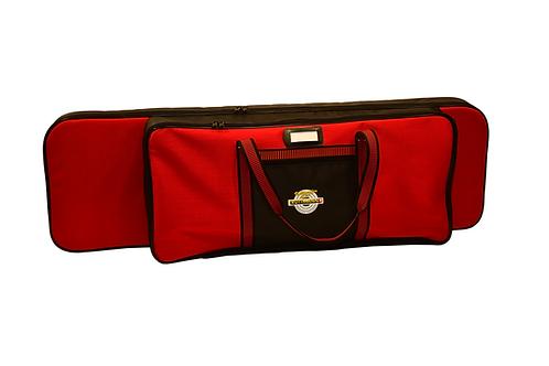 Futteral Stgw 57 gross mit Taschenaufsatz