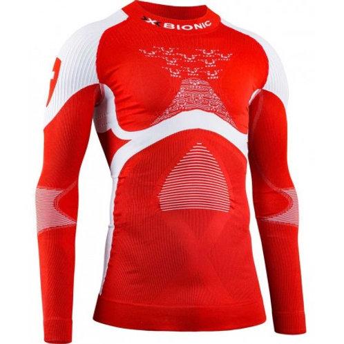 X-Bionic Swiss Patriot Shirt