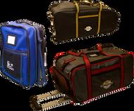 Schiesstaschen und Rucksäcke