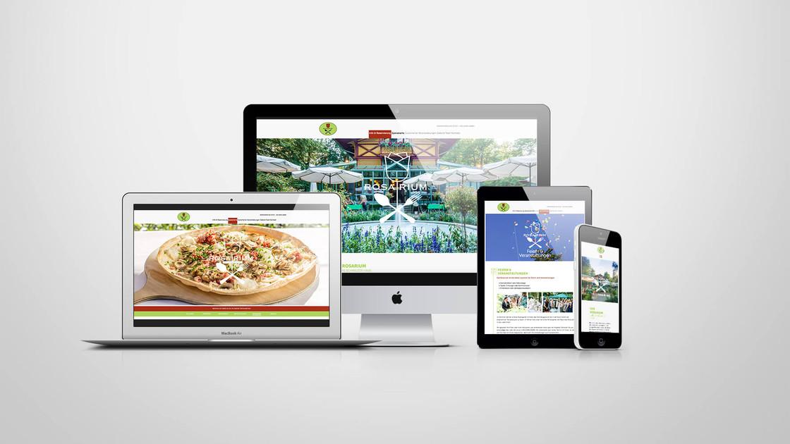 Rosarium Webdesign