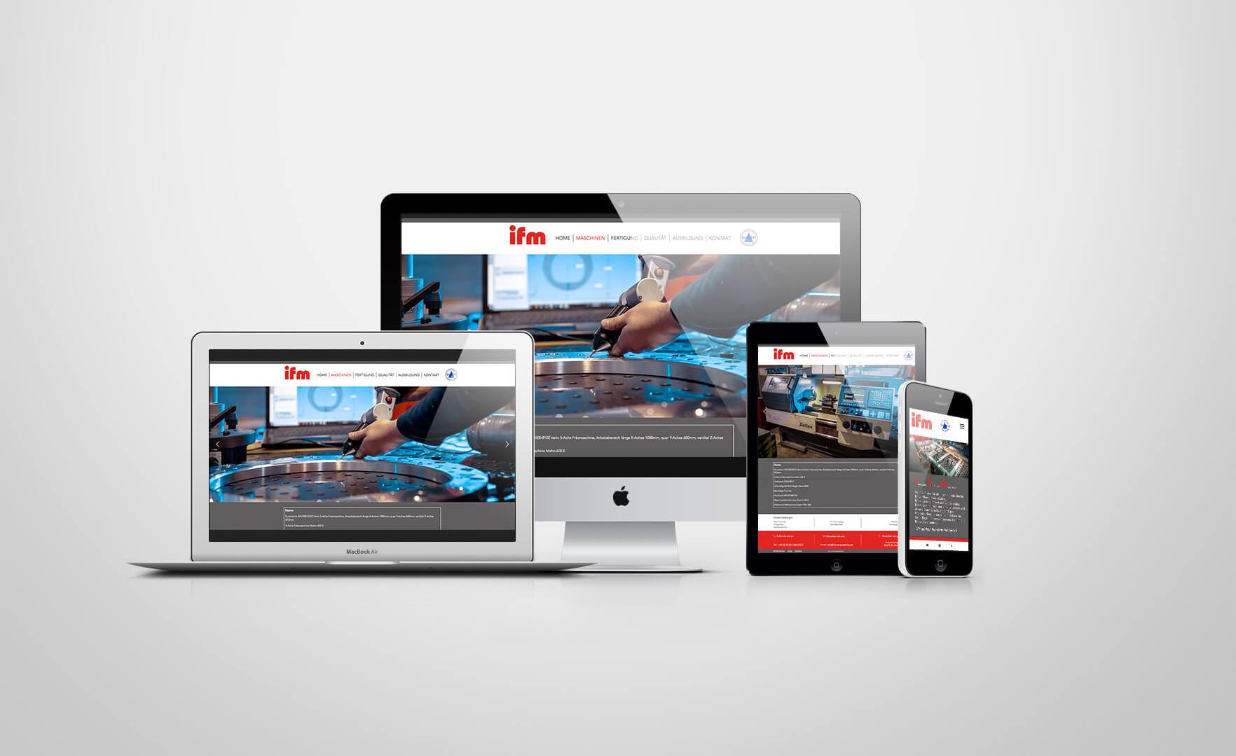 IFM Webdesign