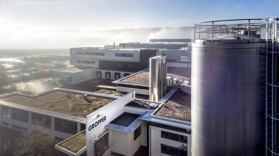 Industriefoto Gropper