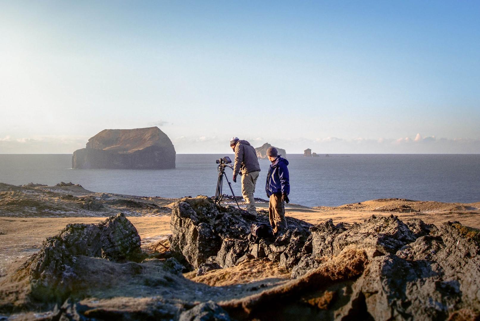 Huckleberryking Island