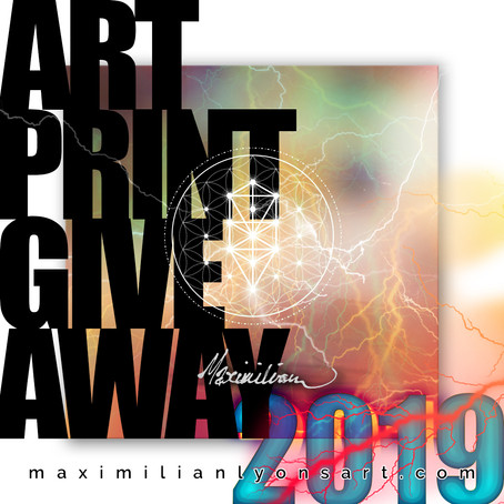 Special Edition Art Print Giveaway