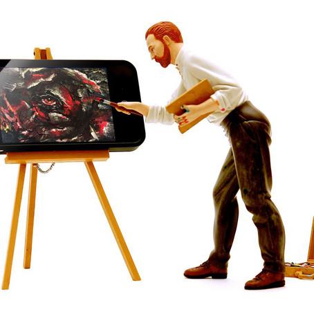 Art Tech Digital-Age