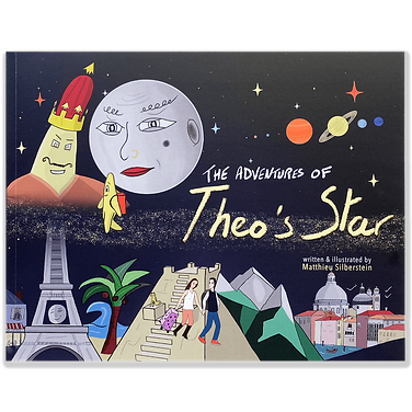 The Adventures of Theo's Star