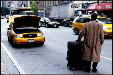Another Cab Story