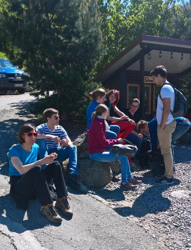 Wanderung rund um Sasbachwalden