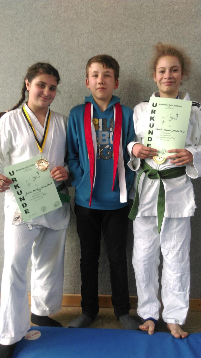 Die Saion für die Judowettkämpfer hat wieder begonnen!