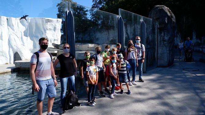 Alternativprogramm: Ausflug in den Zoo