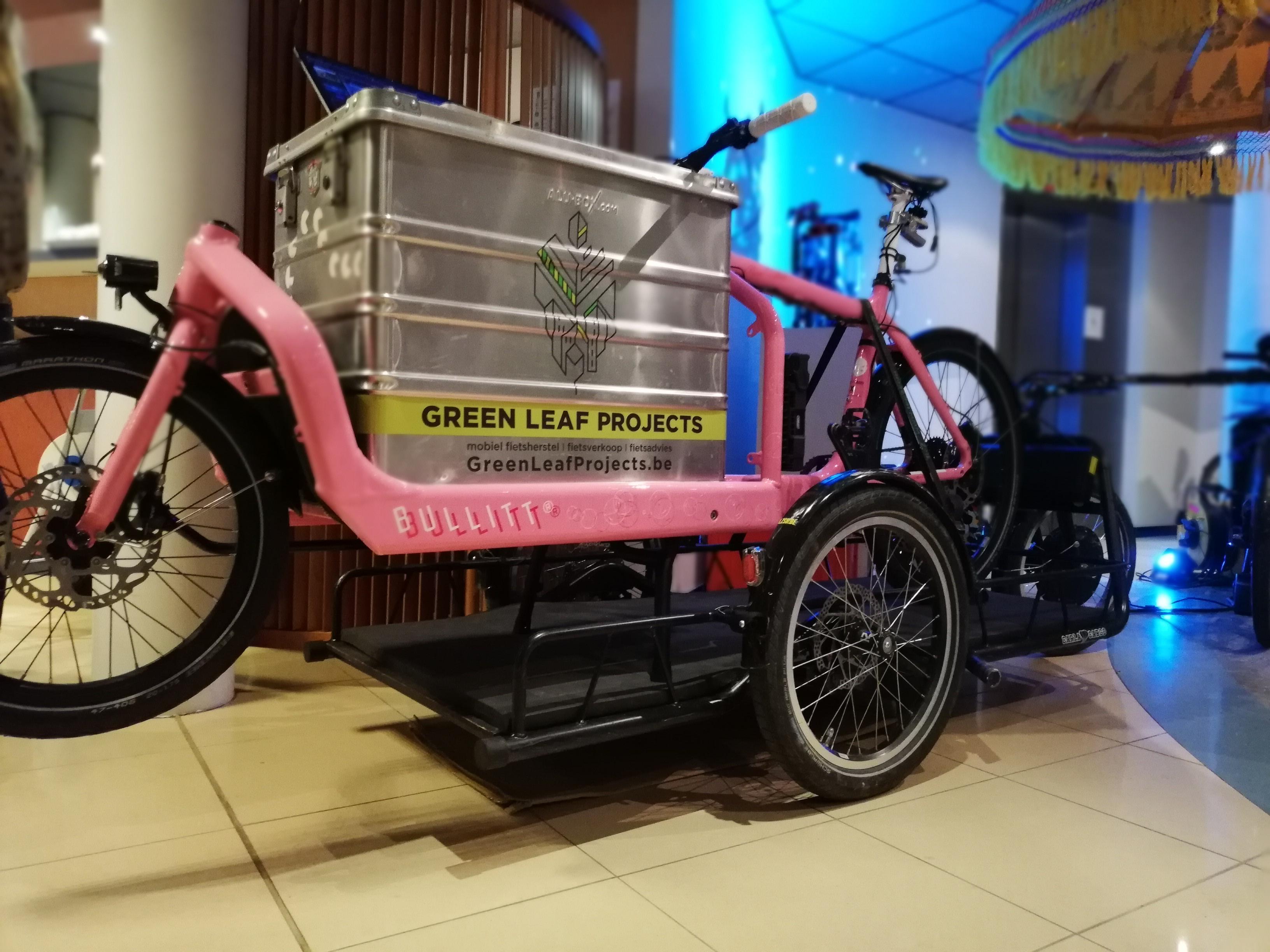 Mobiel fietsherstel
