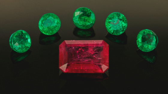 What is a Red Emerald?