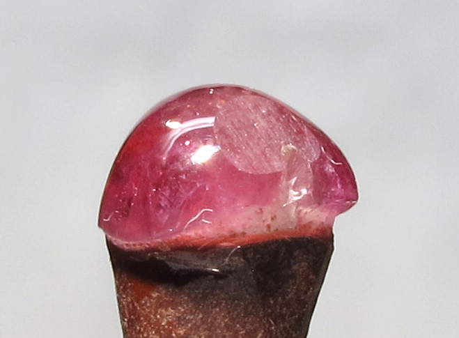 Stephen Kotlowski 0.69 Red Emerald Heart