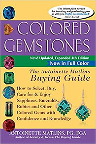Gemmology Today - Antoinette Matlins - May 2017