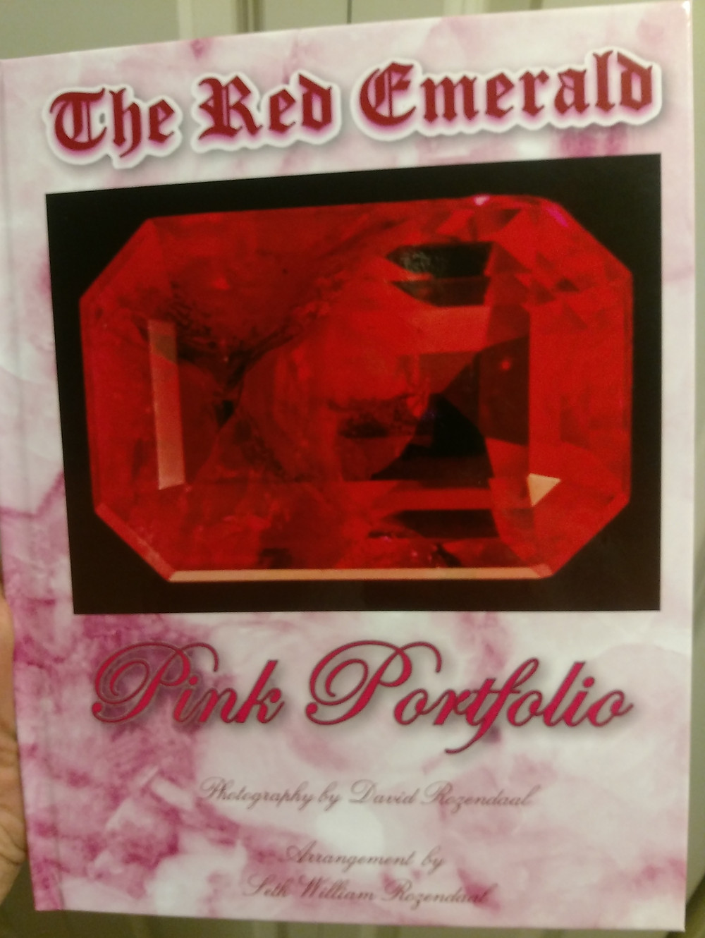 The Red Emerald Pink Portfolio