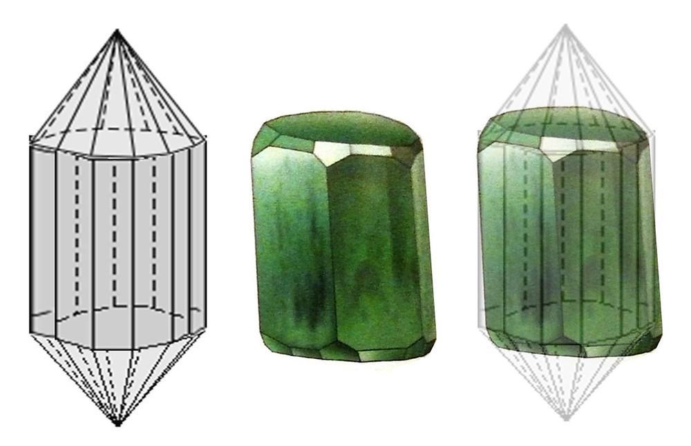 Mirror-Plane Emerald Modifications