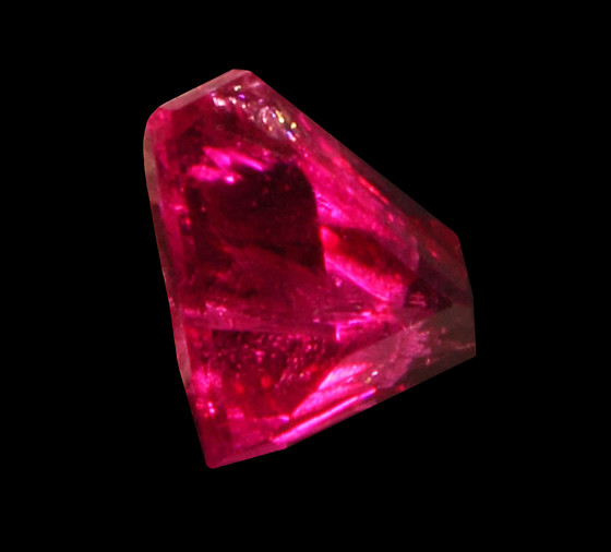THE RED EMERALD SUPERMAN STONE