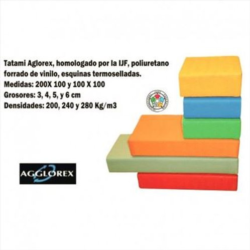 Tatami Agglorex 200 x 100