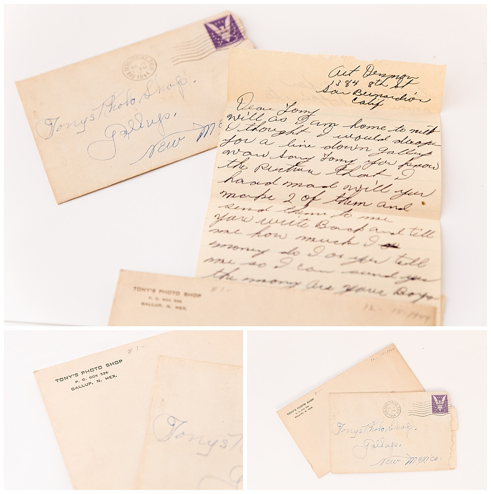 letters from 1944
