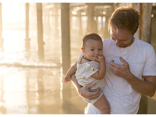 Family Session at Crystal Pier