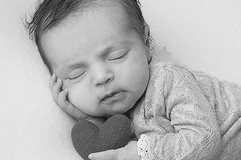 Ensaio Newborn - Recém-Nascido Americana