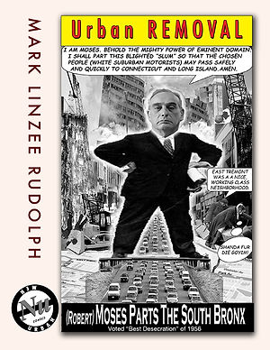 Robert Moses comic by Mark Linzee Rudolph