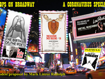 Broadway Flops for COVID