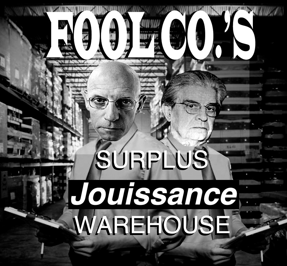 Foucault Lacan satire markrudolph.net