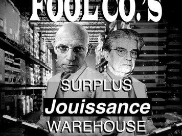 FOOL CO.'s Surplus Jouissance Warehouse