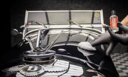 Bentley 3 1/2 litres Van Den Plas 1934 Gtechniq EXO