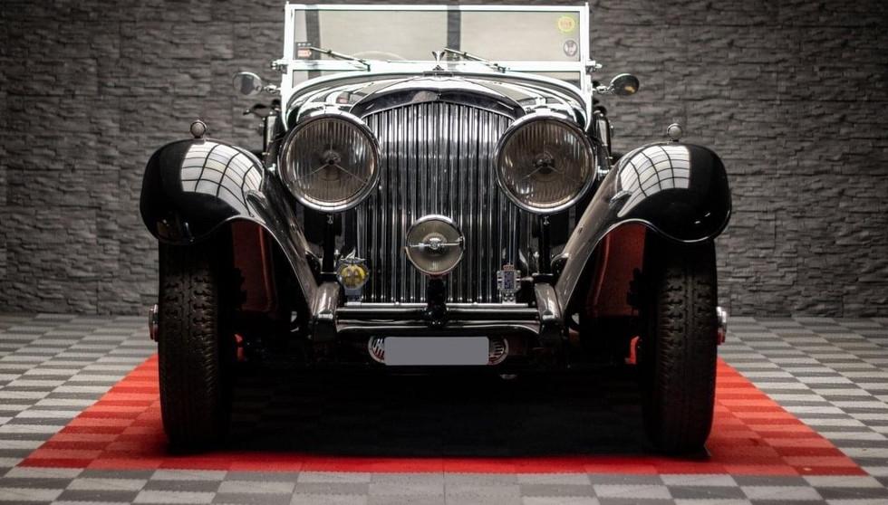 Bentley 3,5 litres Van Den Plas 1935