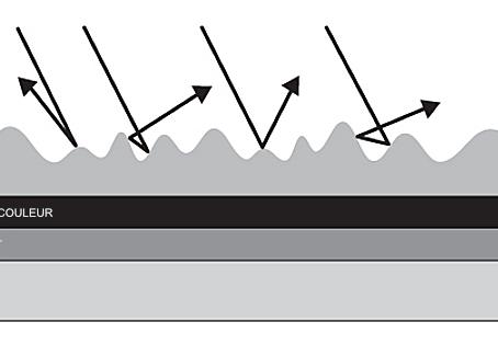 Identification des différents défauts du vernis