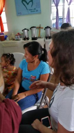 Equador mother