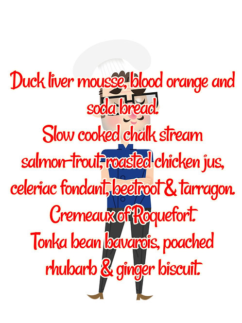 23RD JAN.Allergens- dairy, mustard, celery, fish, eggs, gluten,soy, nuts